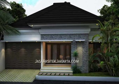 House with an area of ​​200 m2 Bp Dony Jakarta