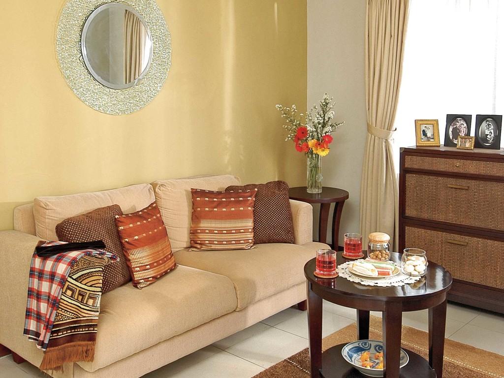 Dekorasi Sudut Ruangan (Sumber : www.ideaonline.co.id)