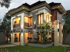 desain-rumah-2-lantai-luas-bangunan-240-m2fi - jasa