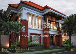 desain-rumah-double-facade-2-lantai-luas-bangunan-270-m2-2