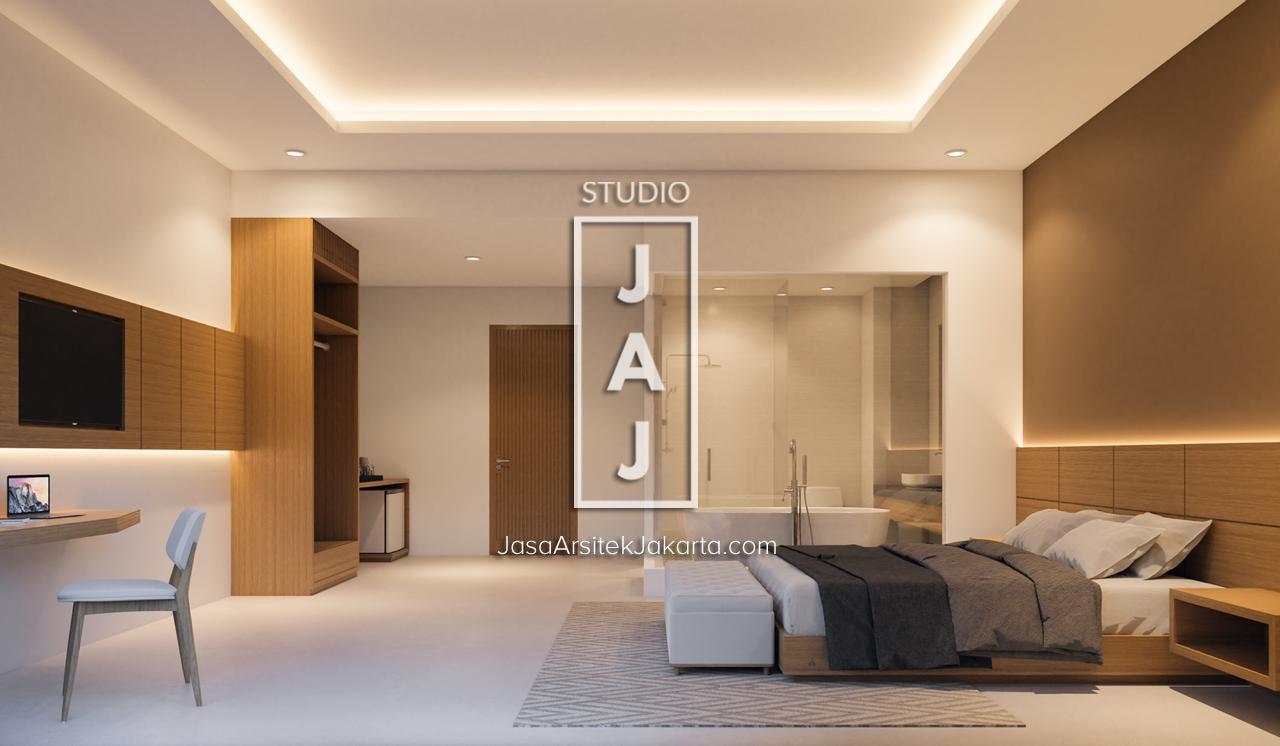 Desain Hotel King Amir di Luwuk Banggai 4