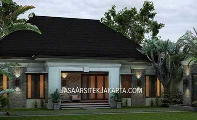 Design house of Mr. Arsyad, 240m2 in South Sulawesi